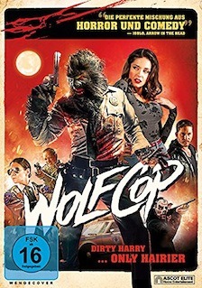 WOLFCOP<br />Ascot Elite HE,<br />FSK ab 16, ca. 13,- €