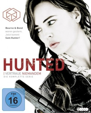 HUNTED.<br />Polyband,<br />FSK ab 16 J.<br />ca. 22,- €