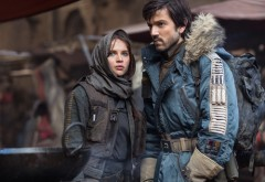 <i>Wochenzeitung DIABOLO:</i><br />Hollywood-Blockbuster:<br />Rogue One: &nbsp;A Star Wars Story