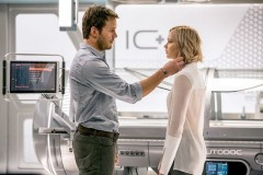 Science-Fiction-Drama: Passengers