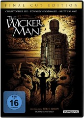 <i>MoX - Veranstaltungsjournal</i><br />THE WICKER MAN<br /><br /><br />Studiocanal, <br />FSK ab 16, <br />ca. 10 Euro <br />als Final Cut <br />Edition, OmU