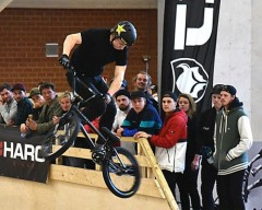 Flying Bikes bei den BMX-Meisterschaften in Oldenburg
