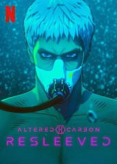 ALTERED CARBON: RESLEEVED, Netflix. Spielfilm