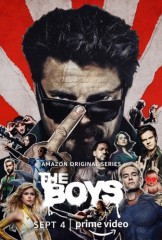 THE BOYS – STAFFEL 2 I Amazon Prime