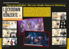 They are stille alive: Die Live-Musik-Szene in Oldenburg